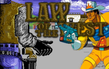 Law of the West (C64, 1985)