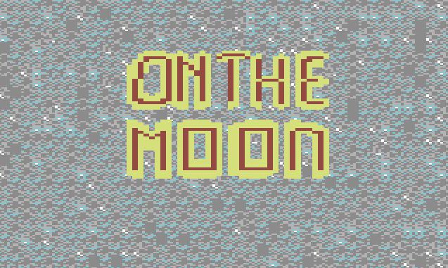 otm0 - On the Moon (C64, 1991)