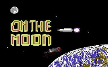 On the Moon (C64, 1991)