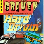 vdg HD 150x150 - Crossover - Superspecial: Hard Drivin' (C64/PC, 1989)