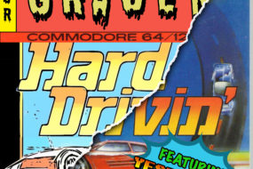 Crossover – Superspecial: Hard Drivin' (C64/PC, 1989)