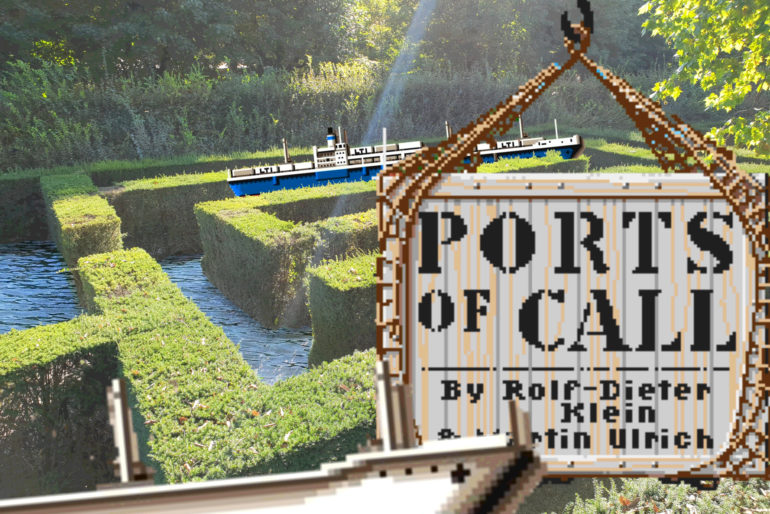 Ports of Call (Amiga, 1987)