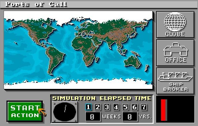 K POCStats007 - Ports of Call (Amiga, 1987)