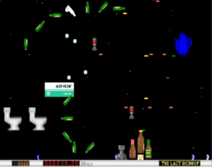 tleaspirin 300x237 - The Last Eichhof (PC, 1993)