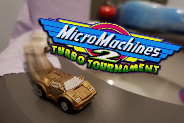 Micro Machines 2 – Turbo Tournament (Megadrive, 1994)