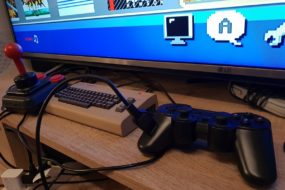 DIY – Original C64-Joysticks am TheC64 mini