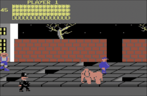 bozopink 300x197 - Bozos Night Out (C64, 1984)