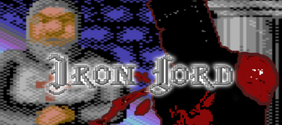 ironltempl 1 - Iron Lord (C64, 1989)