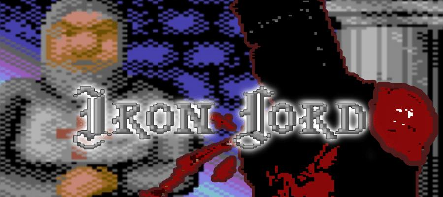 ironltempl 1 - Iron Lord (C64, 1989)
