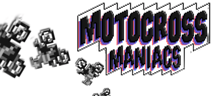 mm0 2 - Motocross Maniacs (GameBoy, 1989)