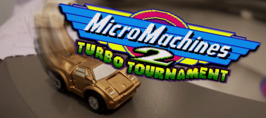 mm2 1 - Micro Machines 2 - Turbo Tournament (Megadrive, 1994)