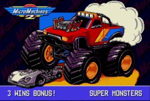 mm2bonusstage 300x203 - Micro Machines 2 - Turbo Tournament (Megadrive, 1994)