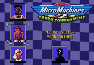 mm2char 300x208 - Micro Machines 2 - Turbo Tournament (Megadrive, 1994)