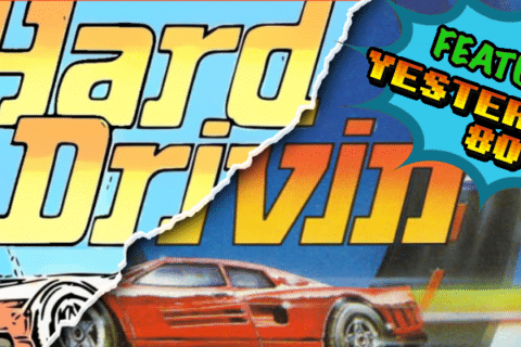 vdg HD 1 480x320 - Crossover - Superspecial: Hard Drivin' (C64/PC, 1989)