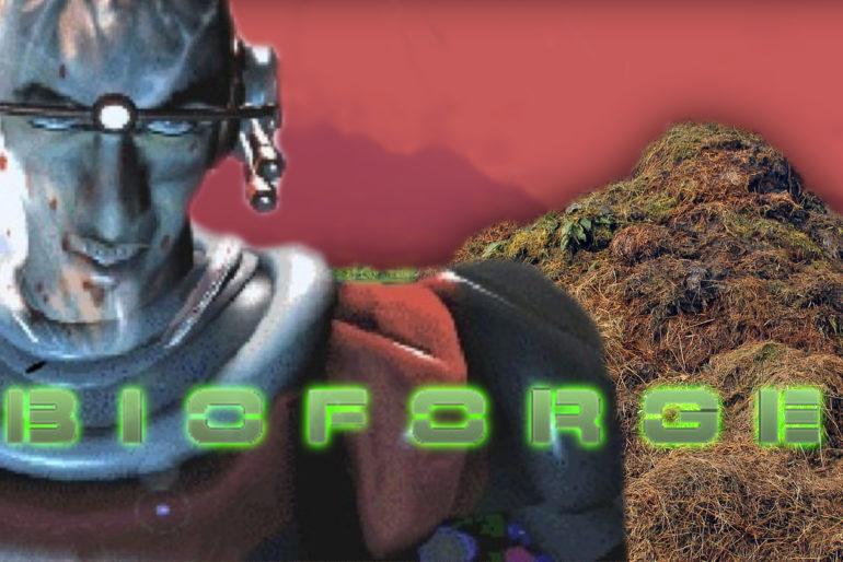 Bioforge (PC, 1995)