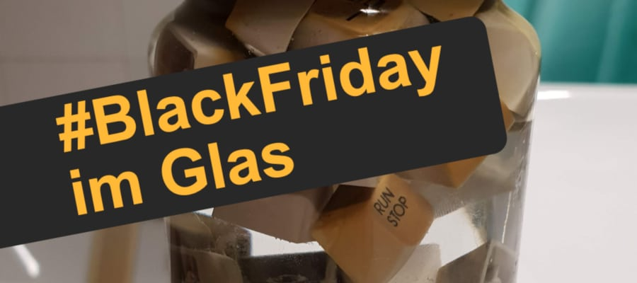 8A633B01 B58D 4B36 8C92 4D225A7BD521 1 - Black Friday im Glas