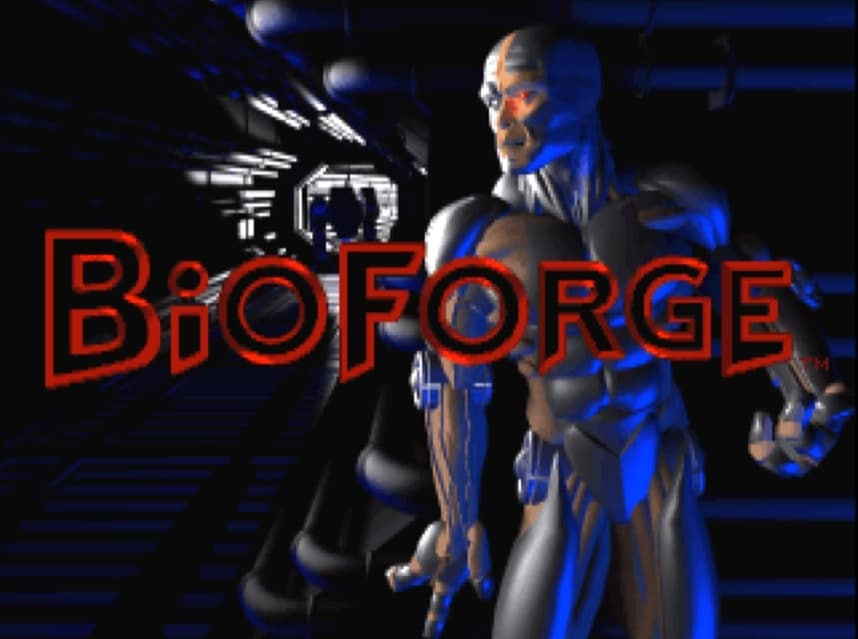 K biotitle005 - Bioforge (PC, 1995)