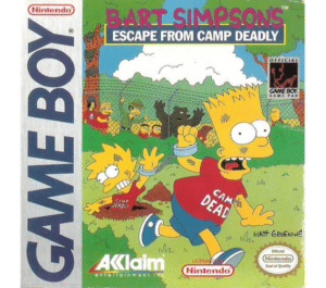 efcdc 300x265 - BS Escape from Camp Deadly (GameBoy, 1991)