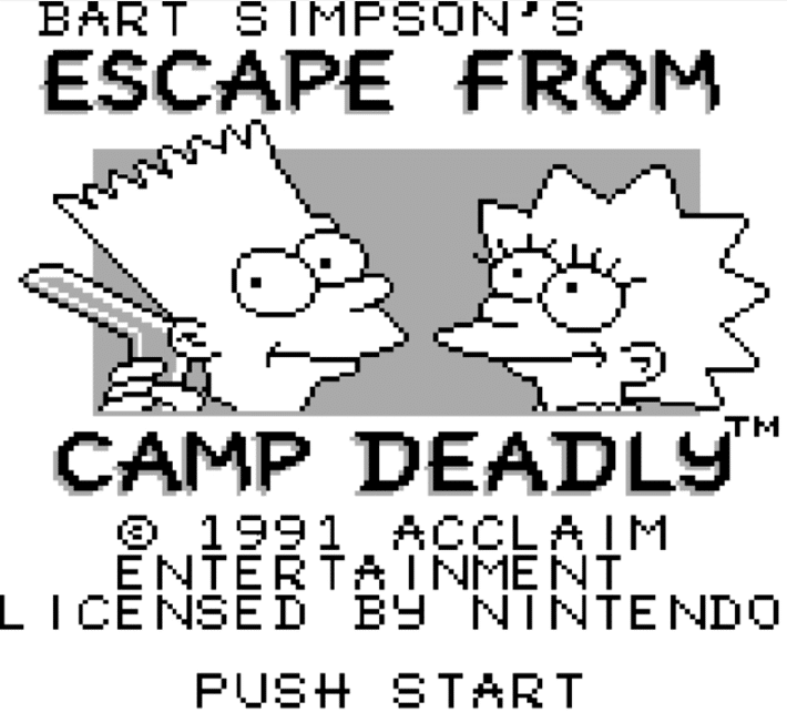 efcdtiiiitle e1543599872902 - BS Escape from Camp Deadly (GameBoy, 1991)