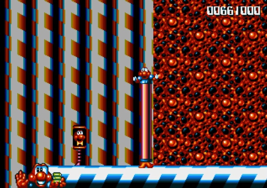 K jpond5004 - James Pond II - Codename Robocod (Sega Mega Drive, 1991)