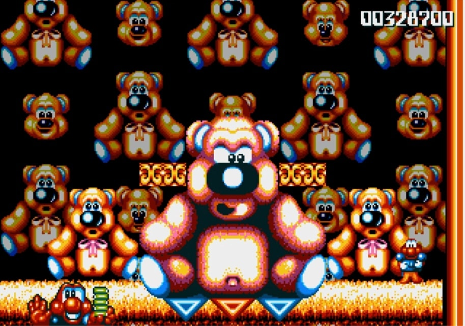 K jpond6005 - James Pond II - Codename Robocod (Sega Mega Drive, 1991)