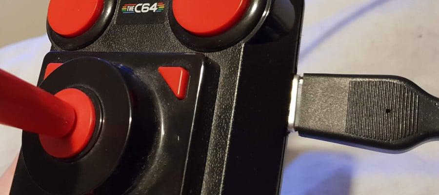 c64jm - THEC64 Joystick Modding
