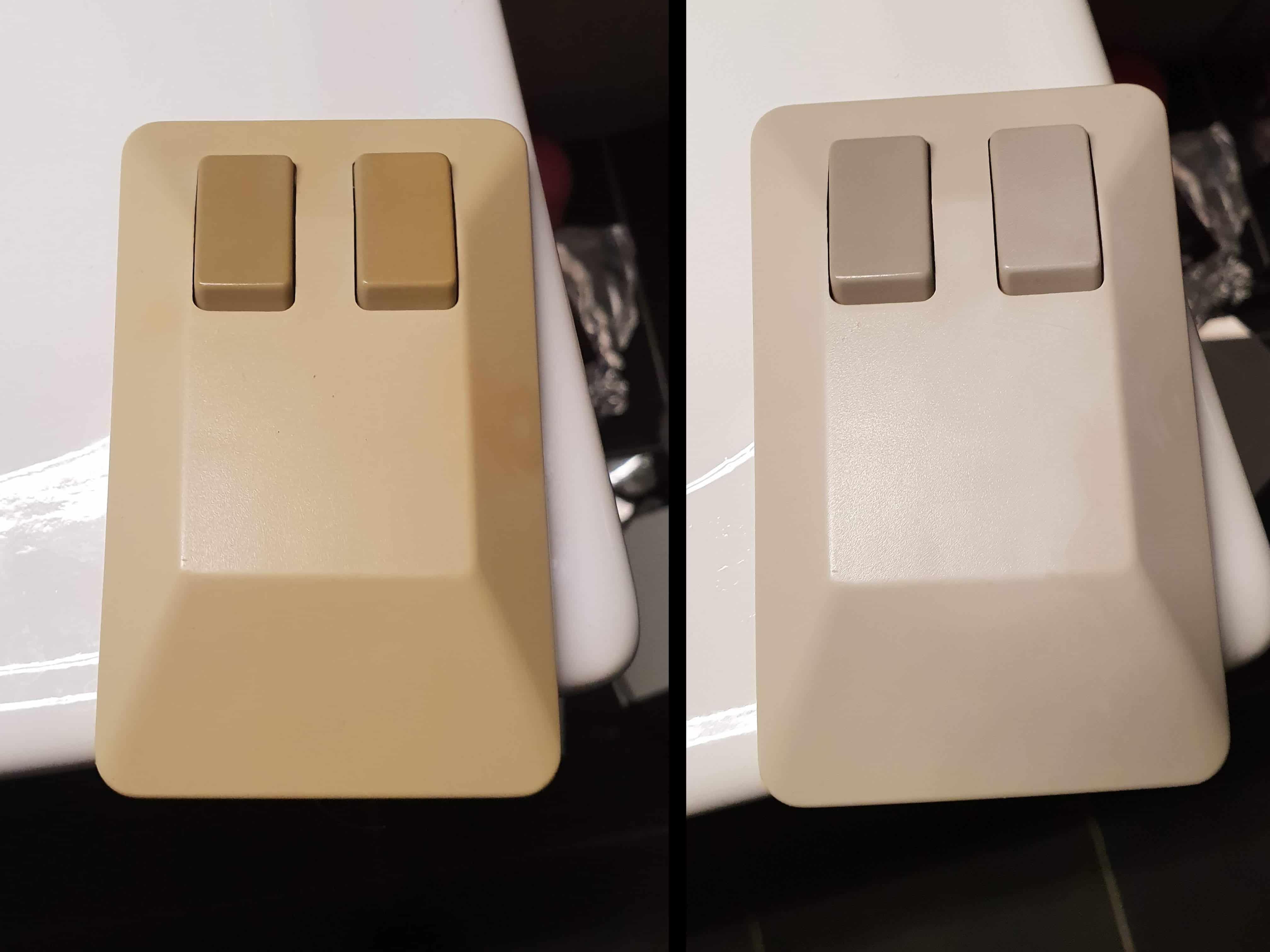 mouse - Konsolen-, und Computerbleaching