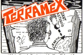 Terramex (C64, 1987)