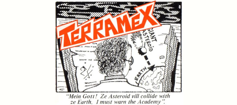 tm - Terramex (C64, 1987)