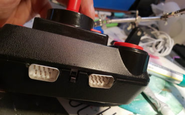Der DIY TheC64 mini Super-Joystick