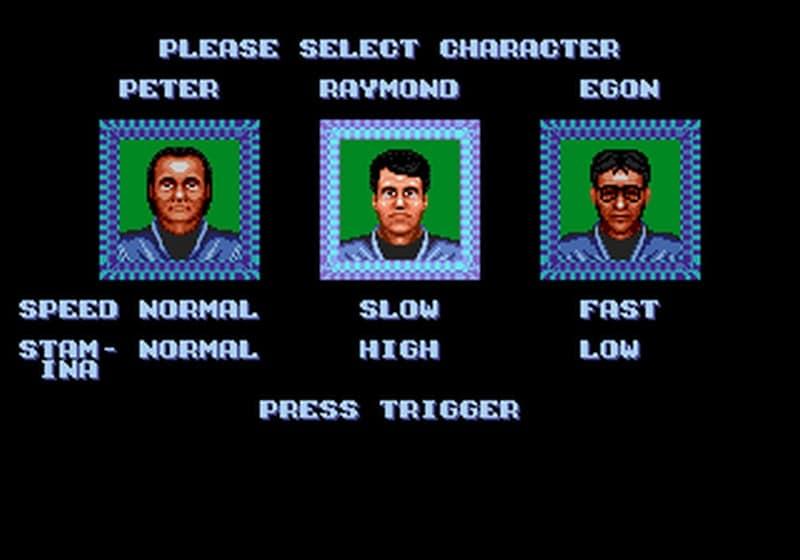K Ghostbusters W REV01 .2019 02 03 23.40.56015 - Ghostbusters (Mega Drive, 1991)