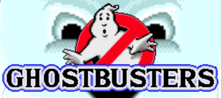 ghostb - Ghostbusters (Mega Drive, 1991)