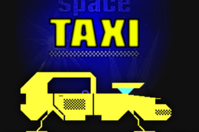 Space Taxi (C64, 1984)
