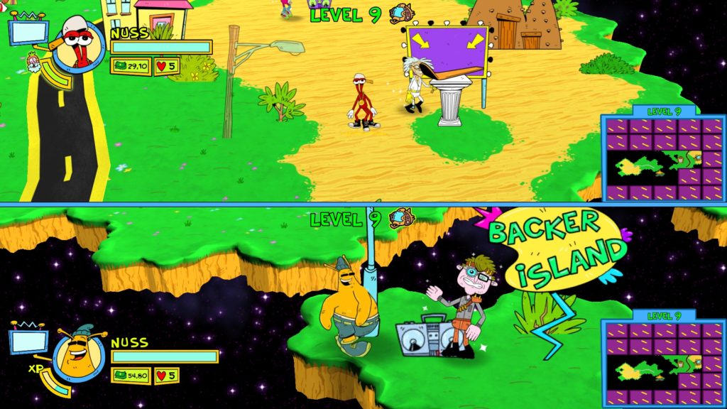 K 03.03.2019 20 54 48 wswr0d0s011 1024x576 - ToeJam & Earl -  Back in the Groove (2019)