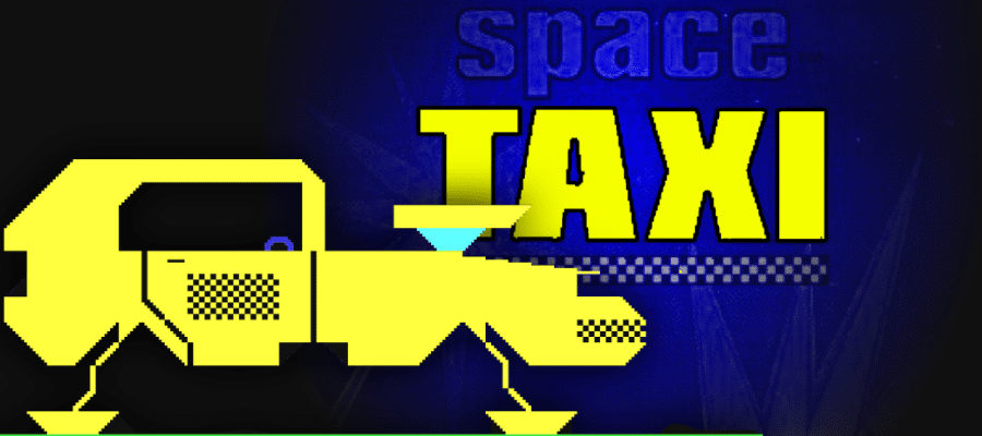 stax - Space Taxi (C64, 1984)