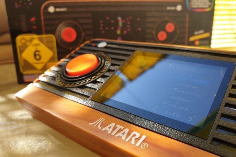 Atari Retro Handheld – Der Atari für die Hosentasche