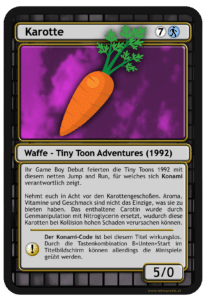 IMG 0271 207x300 - Tiny Toon Adventures - BBB (Game Boy, 1992)