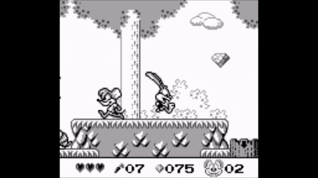 vlcsnap 2019 05 05 00h09m53s373 1024x576 - Tiny Toon Adventures - BBB (Game Boy, 1992)
