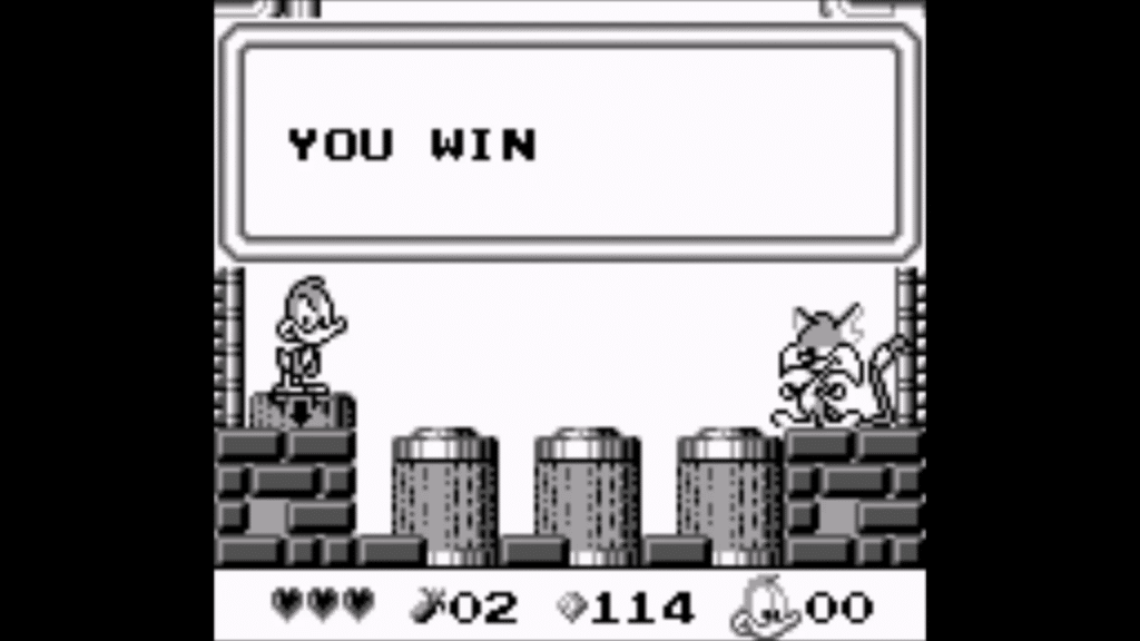 vlcsnap 2019 05 05 00h11m05s259 1024x576 - Tiny Toon Adventures - BBB (Game Boy, 1992)