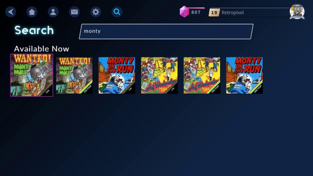 Antstream07 1024x576 - Antstream Arcade - Die Closed Beta im Review