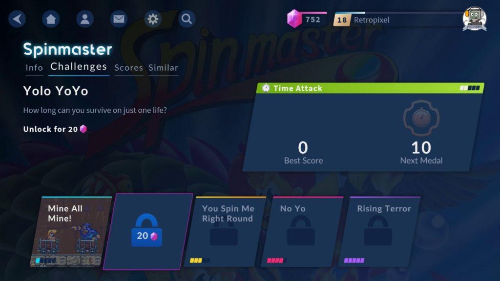 Antstream09 1024x576 - Antstream Arcade - Die Closed Beta im Review
