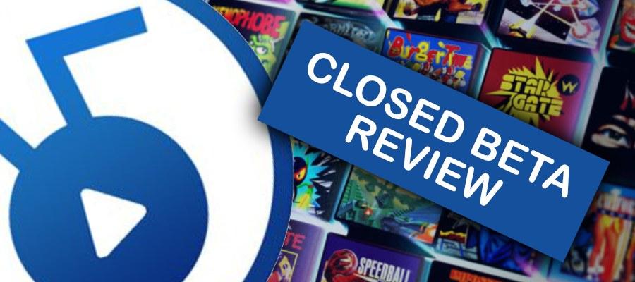Antstreambb - Antstream Arcade - Die Closed Beta im Review