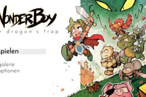 Dragons Trap 5 2 480x320 - Wonder Boy: The Dragons Trap (Android, 2019)