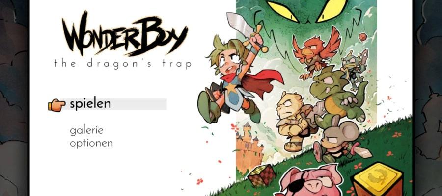 Dragons Trap 5 2 - Wonder Boy: The Dragons Trap (Android, 2019)