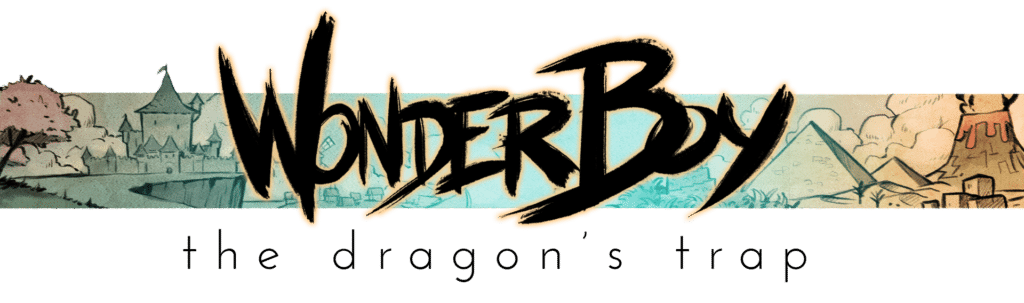 logo banner 1024x303 - Wonder Boy: The Dragons Trap (Android, 2019)