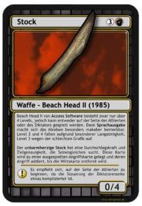 Beach Head II 207x300 - Beach Head II (C64, 1985)