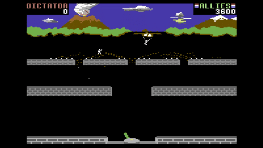 Beach Head II L1 1024x576 - Beach Head II (C64, 1985)