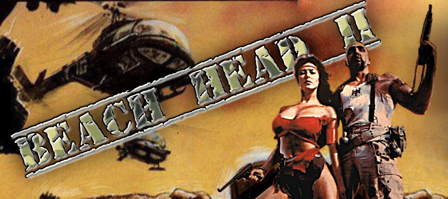 Unbenannt 1 - Beach Head II (C64, 1985)