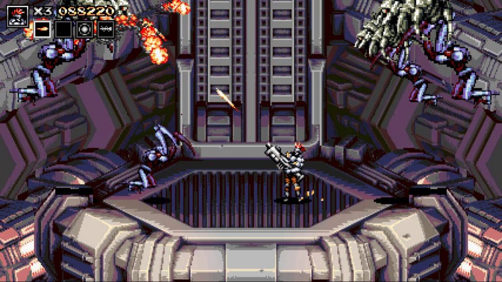 blazingchrome08 1024x576 - Blazing Chrome (2019)