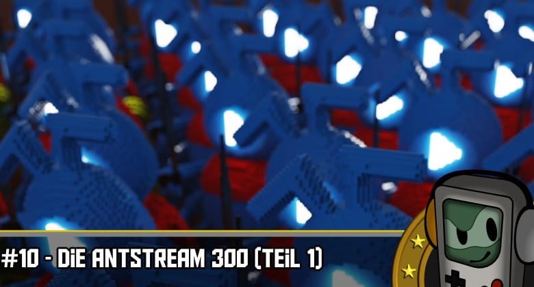 Antstream 780x420 - Die Antstream 300 - Teil 1
